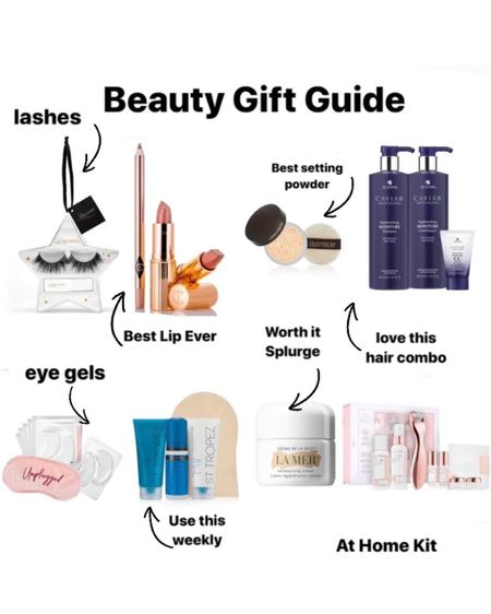 Beauty gift guide beauty makeup skincare hair care Christmas and holiday gift ideas now up on dressmeblonde.com! Sharing lots of great ideas, and what my go to favorites are! Plus lots of fab sales happening this Black Friday / cyber Monday weekend. http://liketk.it/30Omg  #liketkit @liketoknow.it #LTKunder50 #LTKunder100 #LTKsalealert #LTKbeauty