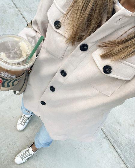 Amazon fashion, shacket, amazon finds #falloutfits #shacket #amazonfashion #amazonfinds   #LTKunder100 #LTKunder50 #LTKstyletip
