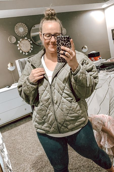 Target quilted jacket! Great find — only $40!  Flannel lined bomber jacket from target! So good! Only $40 — cheaper than the similar forever 21 jacket!  Plaid jacket // bomber jacket // fall outfit // fall outfits // lined jacket // fall jacket // maternity outfits // fall family photo // fall wedding // plus size fashion // Target style // Target fashion // Target finds // wild fable // universal thread // Target jacket // forever 21 jacket // quilted jacket // forever 21 quilted jacket  #LTKunder50 #LTKHoliday #LTKGifts