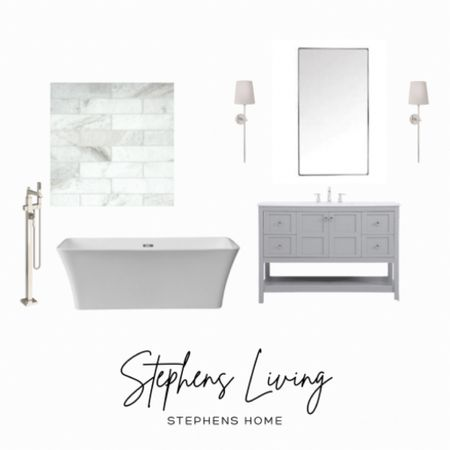 Marble master bathroom.  . .  Studio Mcgee x Target new arrivals, coming soon, new collection, fall collection, fall decor, console table, bedroom furniture, dining chair, counter stools, end table, side table, nightstand, framed art, wall decor, rugs, area rugs, Target finds, Target daily deals, outside decor, porch decor, exterior lighting, lighting, patio porch decor, sale alert, tj maxx, dyson cordless vac, cordless vacuum, loloi, pillows, cane furniture, throw pillows, arch mirror, gold mirror, brass mirror, vanity, lamp, world market, weekend sales, opalhouse, wayfair finds, sofa, couch, dining room, high end look for less, Kirkland's, cane, wicker, upholstery, rattan, coastal, studio McGee, McGee & co., living room, loveseat, bench, bedding, comforter, blanket, picture frames, pottery, vases, curtains, magnolia, Joann Gaines, pottery barn, candle, coffee table books    #LTKhome