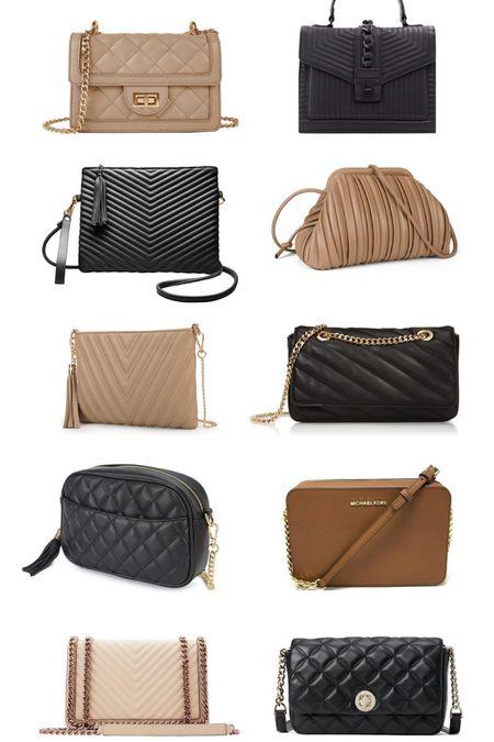 10 Crossbody bags under $100, Amazon Fashion, small purse, handbag, fall accessories, camel, black, cream   #LTKunder50 #LTKunder100 #LTKitbag