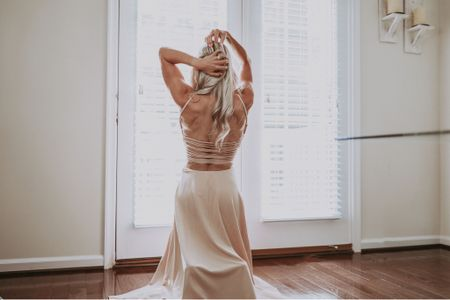 I love this staple back maxi dress as a wedding guest dress! It's so beautiful and light weight! I added a couple of other dress that I love with a beautiful back design. #liketkit #StayHomeWithLTK #LTKunder100 #LTKwedding @liketoknow.it http://liketk.it/2SMoQ
