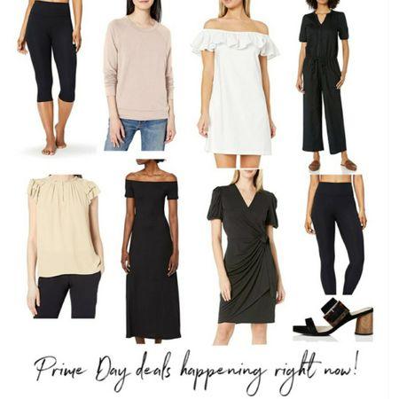 Amazon Prime Day deals that are happening now!   Amazon fashion, Amazon finds, Amazon leggings, Amazon dress      http://liketk.it/3hYwo @liketoknow.it #liketkit  #LTKunder50 #LTKsalealert #LTKstyletip