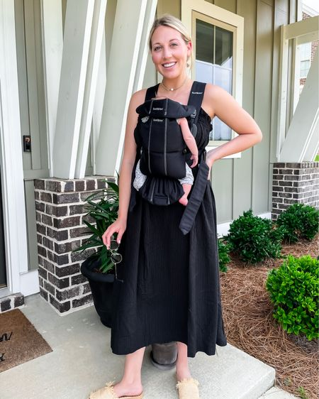 Supa hot Saturday! Will be living in this $25 breathable dress that's bump, breastfeeding and just friendly all the way around. Linked this item and other clothing sales on my LTK page! LIKEtoKNOW.it/thesouthernsource   http://liketk.it/3htzC #liketkit @liketoknow.it #LTKunder50 #LTKbaby #LTKbump
