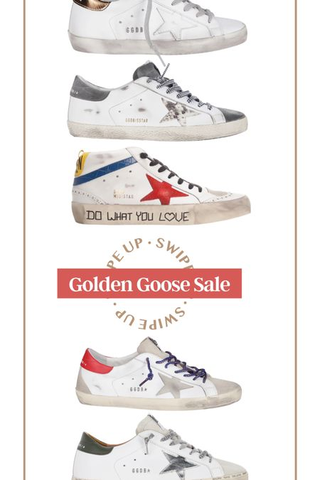 Golden Goose sale! Designer sale designer sneaker sale cettire global sale luxury sneaker sale luxury sale name brand sneakers designer luxury sale golden goose discount gift for her casual date night outfit girls night outfit #LTKsalealert #LTKshoecrush #LTKunder50 http://liketk.it/3hLK8 #liketkit @liketoknow.it