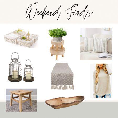 Weekend Amazon Finds 🌿  #LTKstyletip #LTKhome #LTKSeasonal
