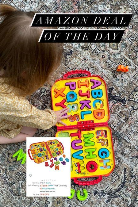 Amazon deal of the day!   #LTKunder50 #LTKsalealert #LTKkids