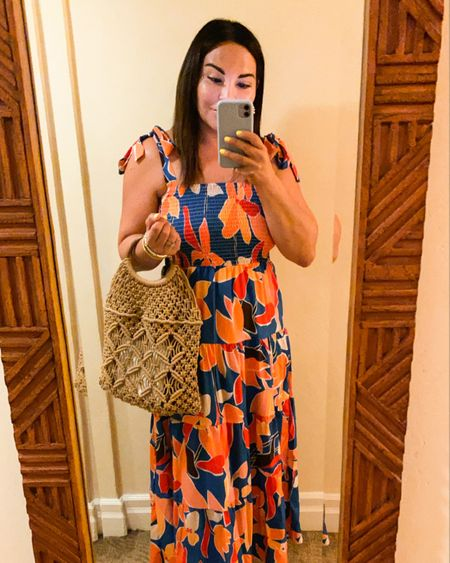 2nd #ootn …going with this flowy maxi dress that is so flattering on any body shape!! Perfect summer staple too!! http://liketk.it/3iYwl #liketkit @liketoknow.it