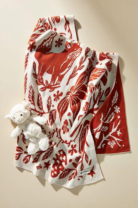 ✨🚨New Arrival: Fox Baby Blanket $45.00🚨✨ | Baby Gift | Fox Baby | Anthropologie | Under $50 | Under $100 | Nursery Ideas | Bedding Collections | Bedroom Furniture | Baby Gifts | Baby Blanket | Neutral Baby Gift |   #LTKkids #LTKunder50 #LTKbaby