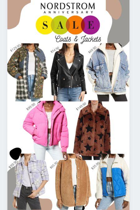 Nordstrom Anniversary Sale: Coats & Jackets. #nsale #LTKsalealert #LTKunder100 #LTKstyletip http://liketk.it/3jPxV #liketkit @liketoknow.it