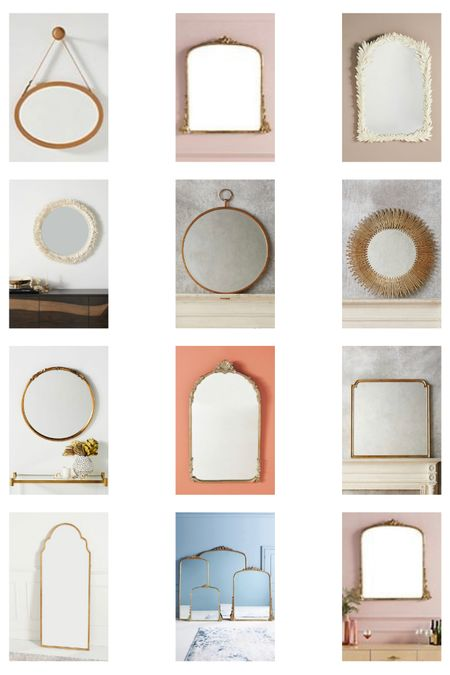 Anthropologie having major sale 30% off! Check it out! Love these mirrors ❤️❤️ Get your home ready for the holidays! ⭐️⭐️✨✨ . You can instantly shop all of my looks by following me on the LIKEtoKNOW.it shopping app   http://liketk.it/32AlD #liketkit @liketoknow.it #LTKsalealert #LTKhome #blackfridaysale