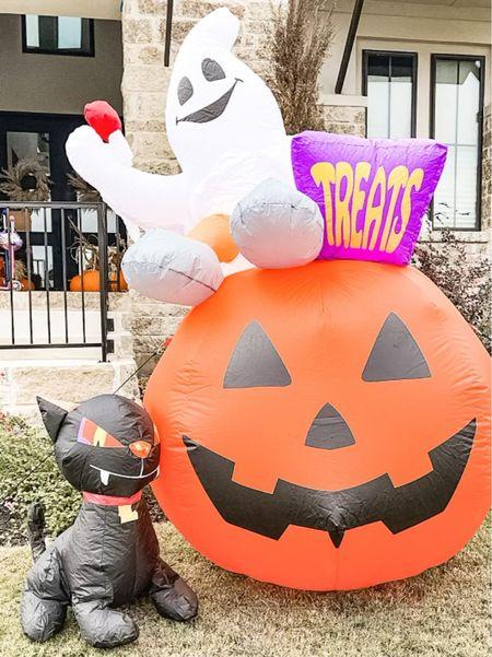 Amazon Halloween inflatables !   #LTKHoliday #LTKSeasonal #LTKhome