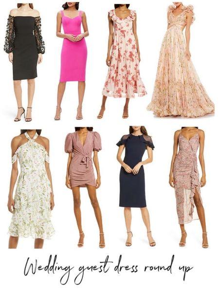 Wedding guest dress outfit ideas  #LTKstyletip    http://liketk.it/3i16y @liketoknow.it #liketkit