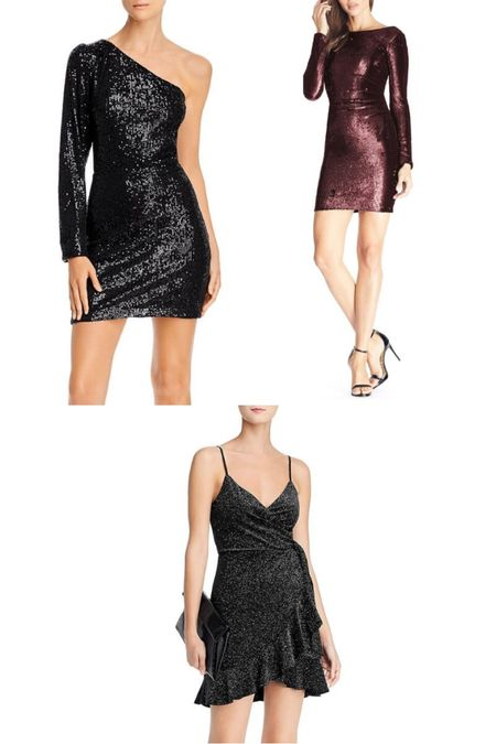 More sparkling, sequin options to celebrate NYE this year!! ✨ http://liketk.it/2IxUr @liketoknow.it #liketkit