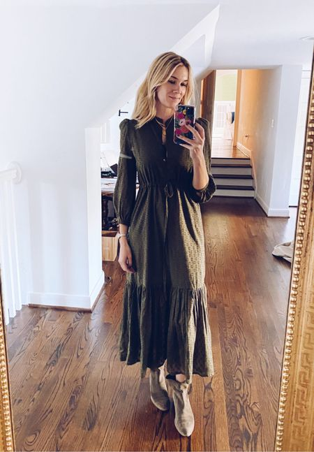 I'm headed to #roundtoptx this weekend, and I found the perfect dress from @frockshoptx to wear!   #LTKtravel