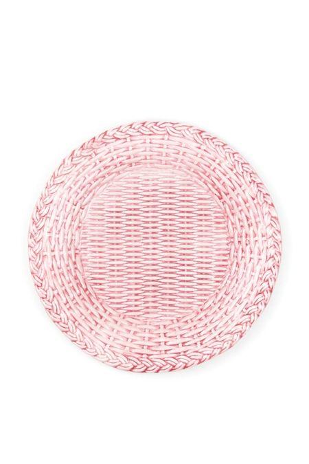 pretty pink plate on sale today  #LTKstyletip #LTKsalealert #LTKhome