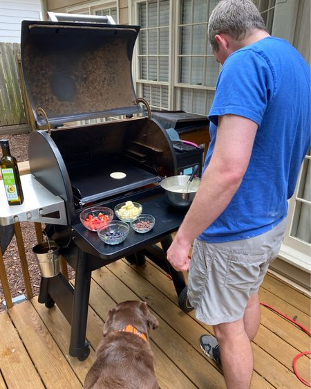 Father's Day gift idea! Griddle attachment for the Traegor grill http://liketk.it/3gW7K @liketoknow.it #liketkit #LTKhome #LTKmens #LTKfamily