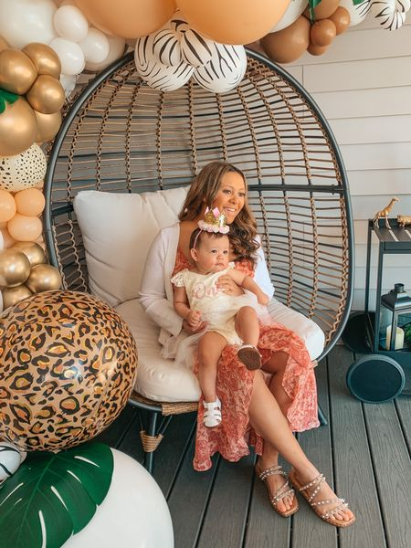 Live on the blog is my master list of what we actually used the most during Ellie's first year! Sharing all our exact sleep essentials, feeding favorites, baby gear, baby care essentials, organization favorites and longest lasting toys. I only included items that we really did use and toys we got the most use out of.  You can also find all of our Wild One birthday party details on the blog also! And shop your screenshot of this pic in the @liketoknow.it app http://liketk.it/3g3Nn #liketkit #babyessentials #babycare #mommyblogger #momlife #LTKbaby #LTKfamily #babyneeds #momtips #wildone #firstbirthday  #firstimemom #babymusthaves #patiodecor #firsttimeparents #babygirl #firstyear #girlmom  #momstyle #oneyearold #expecting #barcart #mamaandme #firstbirthday #lifestyleblogger #balloonarch #eggchair #babygirlbirthday #newmom #wildonebirthday