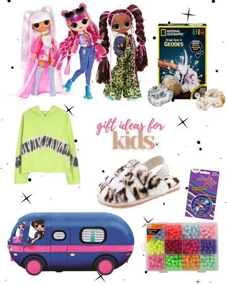 Girls gift guide kids LOL dolls slippers   http://liketk.it/31sJD #liketkit @liketoknow.it #LTKunder50 #StayHomeWithLTK #LTKkids #ltkgiftspo