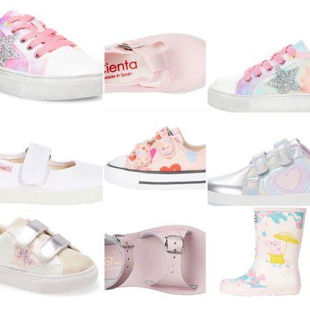 Back to school shoes to kick off the school year! 👟  #LTKkids #LTKbaby #LTKshoecrush
