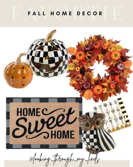 Fall front porch | fall decor | outdoor rug | fall wreath | pumpkins | Halloween | Halloween decor | Halloween decorations | fall decorations   #LTKSeasonal #LTKhome #LTKunder50