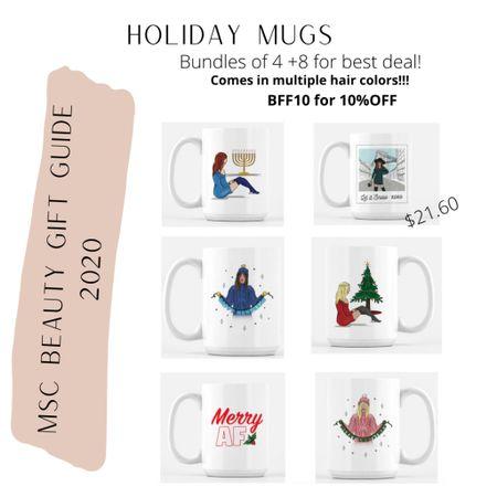 Holiday fashion mugs make great gifts #liketkit @liketoknow.it http://liketk.it/320Le #LTKbeauty #LTKsalealert #LTKunder50