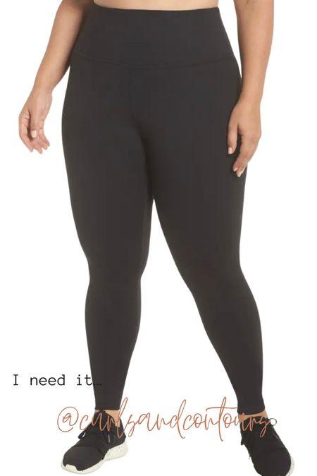 My favorite plus size leggings!!   #LTKunder100 #LTKSeasonal #LTKcurves