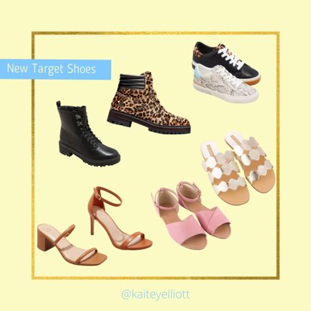 I scouted the new finds Target shoes and here are my favorite transitional pieces for the fall!   #LTKbeauty #LTKshoecrush #LTKstyletip