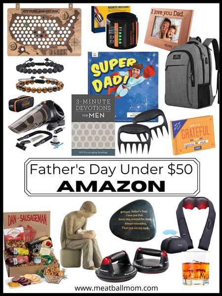 Father's Day gift ideas from Amazon for under $50!         Father's Day gift, Father's Day , gifts for him, gifts for dad, amazon finds #ltkhome  #LTKmens #LTKunder50 #LTKfamily