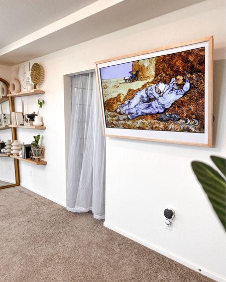 DIY Wood TV Frame  http://liketk.it/3jWWm #liketkit @liketoknow.it