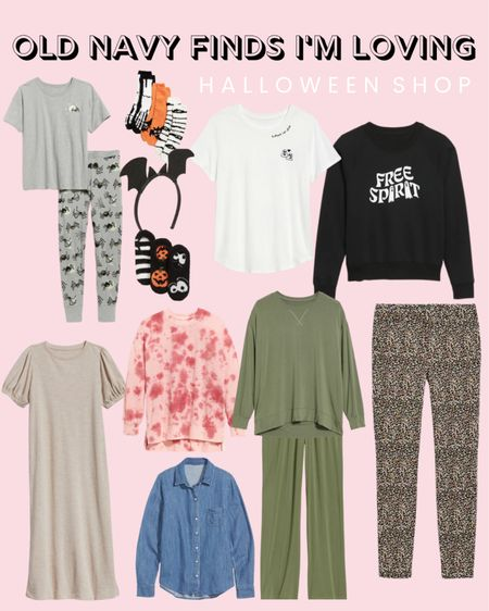 So many cute Old Navy finds for Halloween and the fall season. All of Old Navy plus size clothing is now the same price as straight sizes! 🙌🏻   #LTKunder50 #LTKSeasonal #LTKcurves