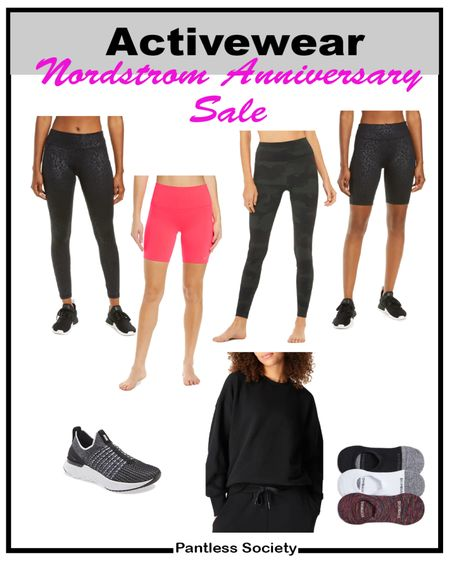 Nordstrom Anniversary Sale. Activewear. Workout clothes. Athleisure. Shoe sale. Outfit crush. Shoe crush. Sale haul. #Nsale Nsale. Follow me on the LIKEtoKNOW.it shopping app for exclusive content and daily deals.  #LTKfit #LTKsalealert #LTKshoecrush