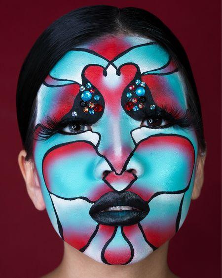 TIKTOK  MAKEUP @milkmakeup Kush Mascara* @ccbeauty_us 12 Flash Color Cases @nyxcosmetics Ultimate Shadow Palette (Phoenix)* @nyxcosmetics Ultimate Shadow Palette (Brights)* @nyxcosmetics Epic Ink Liner (Black)* @nyxcosmetics Suede Cream Lipstick (Alien)* @officialsnazaroo Face Paint (Black) @makeupforever Aqua XL Eye Pencil (Black) @nichidoofficial Eye Pencil (Nice Gal/White) @bennyemakeup Colorless Luxury Powder* @neshailashes Natural Dramatic Wispy lashes 082* @pollyeye Polar Light Golden Colored Contact Lens*  http://liketk.it/3bS7Y #liketkit @liketoknow.it