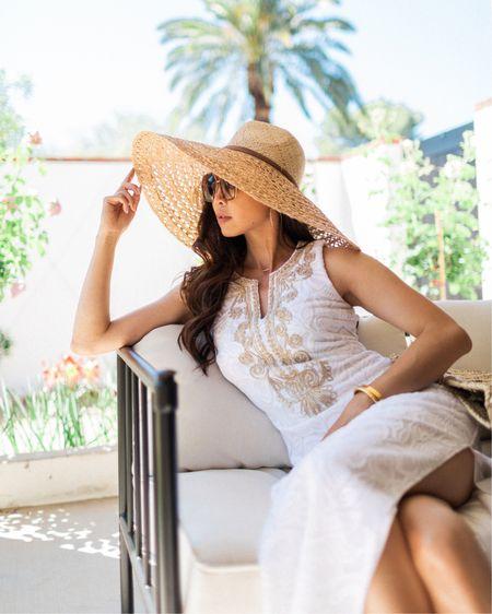 Spring white resort dress! http://liketk.it/2MMV5 #liketkit @liketoknow.it #LTKunder100 #LTKspring #LTKwedding
