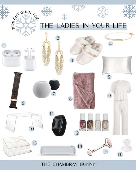 Cozy and self care gift guide for the ladies in your life!   #LTKgiftspo #LTKunder50 #LTKunder100