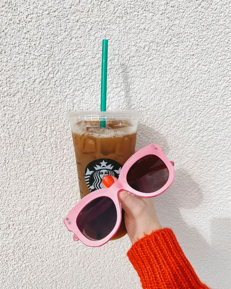 Ready to get this week started ☕️🕶💓 Sad that henri bendel closed [can't even talk about it💔] but linking some similar sunnies! http://liketk.it/2A83Y #liketkit @liketoknow.it