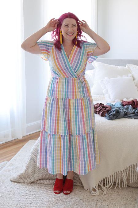 🌈 runnnnnn! This dress is on sale for $46!!! 🌈 http://liketk.it/3gyRJ #liketkit @liketoknow.it #LTKcurves #LTKunder50 #LTKstyletip