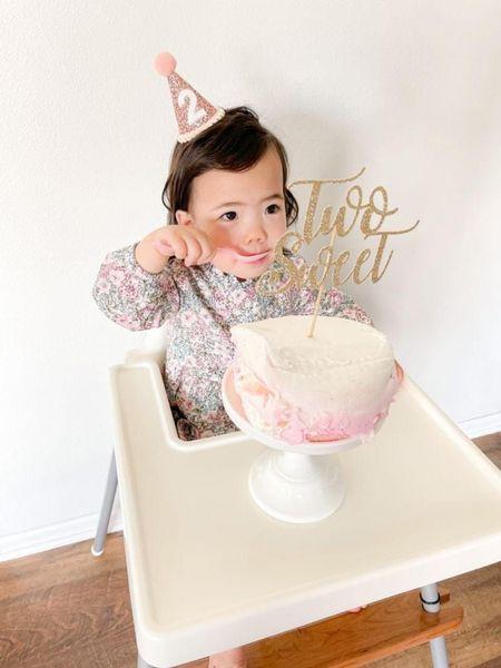 Toddler girl birthday celebration!   http://liketk.it/3hYd2 #liketkit @liketoknow.it   #LTKkids #LTKfamily #LTKbaby