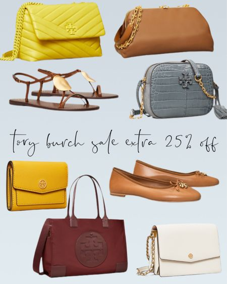 Tory Burch sale is an extra 25% off with shoes under $150 and bags under $300! Such a steal!   #LTKitbag #LTKsalealert #LTKstyletip