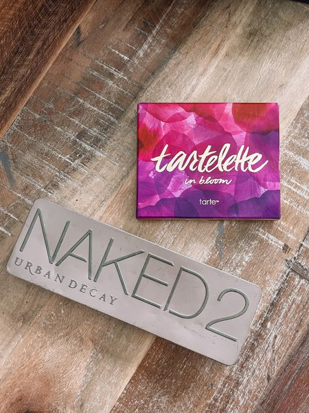My two favorite eyeshadow palettes! You can use code LAURAGRAHAM15 for 15% off the Tarte palette!     #LTKbeauty