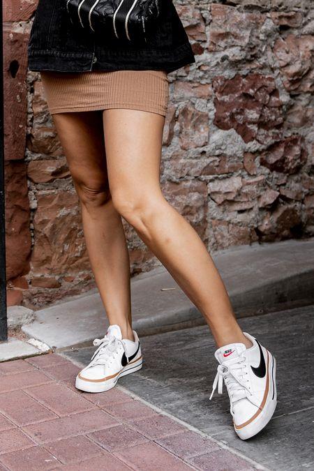 Nike Women's Court Legacy Sneaker      #LTKunder100 #LTKshoecrush