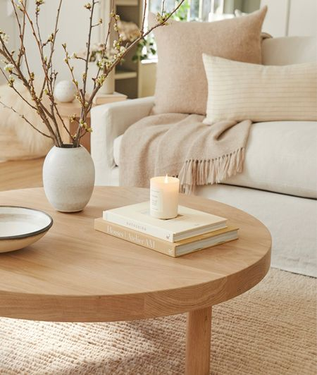 I recently chatted with @JenniKayne about how to style coffee tables, and am adding my coffee table styling essentials here.  Use my code JZ15 for 15% off your purchase at Jenni Kayne!   #LTKhome #LTKSeasonal