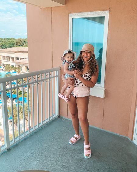 Mommy & Me Summer Part 2: matching shoes and leopard hues 🥰 Outfit details: http://liketk.it/3jSke @liketoknow.it @liketoknow.it.family  #liketkit  #myrtlebeach #targetstyle #amazonfinds #twinningwithmommy #fannypack #LTKfamily #LTKtravel #mommyandme #babybikini #momstyle #buckethat #matchingfamily #realmomstyle #onepieceswimsuit #matchymatchy #toddlermom #beachin   #petiteblogger #mommyblogger #onepiece #beachvacation #travelstyle #twinning #sandals #mamaandme #amazonfinds #beachcondo #toddlermomlife #LTKswim #familymatching #familyvacay #momfashion  #matchingoutfits #beachoutfit