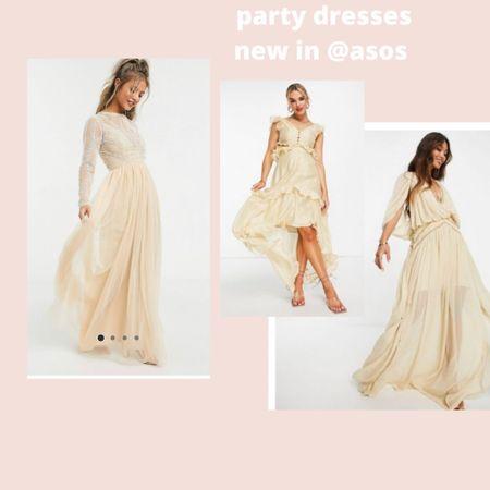 Wedding party dresses that makes us so happy.. we bought size M 🤍  #LTKeurope #LTKwedding #LTKunder100
