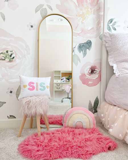 Kids bedroom refresh! Love this arched mirror🤍 http://liketk.it/3dO2t #liketkit @liketoknow.it #LTKhome #LTKkids #LTKunder100 @liketoknow.it.family @liketoknow.it.home Download the LIKEtoKNOW.it shopping app to shop this pic via screenshot