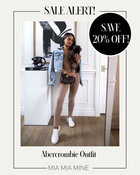 LTK Day sale picks - take 20% off this Abercrombie outfit with code LTKAF2021 #summeroutfit  #LTKunder100 #LTKDay #LTKsalealert