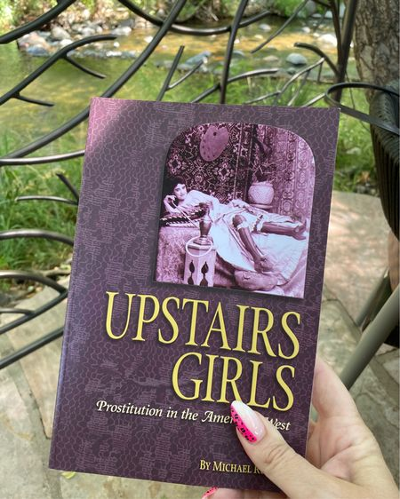 Such a good book about the old West prostitutes! http://liketk.it/2Rmb8 #liketkit @liketoknow.it