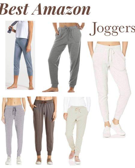 Joggers ✨ sweatpants ✨ loungewear ✨ amazon fashion ✨ amazon prime ✨ athleisure ✨ workout outfit ✨ pajamas ✨ pjs ✨ leisurewear ✨ workout ✨ jogger pants Shop my daily looks by following me on the LIKEtoKNOW.it shopping app http://liketk.it/30AUA   #liketkit @liketoknow.it #LTKsalealert #LTKunder50 #LTKfamily #ltkfit #stayhomewithltk