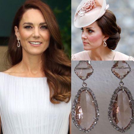 Kate Kiki earring dupe #diamond #jewelry #sparkle #glam  #LTKeurope #LTKunder50