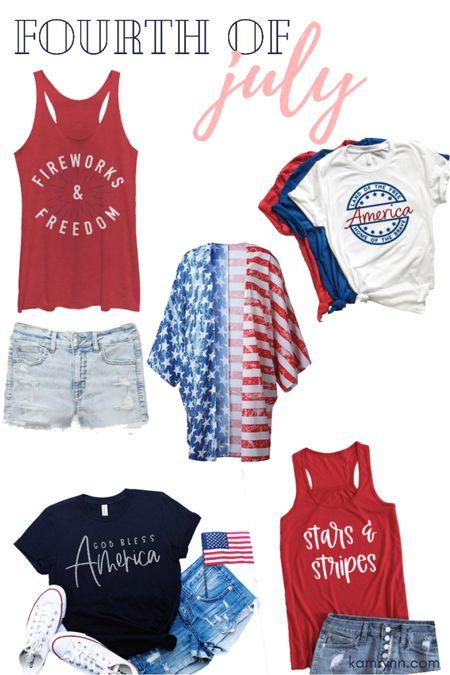 http://liketk.it/3hiC9 #liketkit @liketoknow.it women's Fourth of July outfits